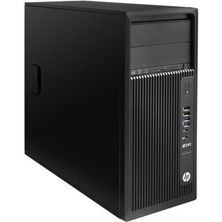 HP Commercial Specialty Y5B17UT-ABA Z240 Series Tower Workstation