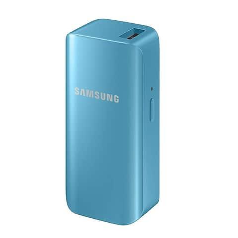 Samsung 2100mAh Mini Universal Battery Pack - Blue