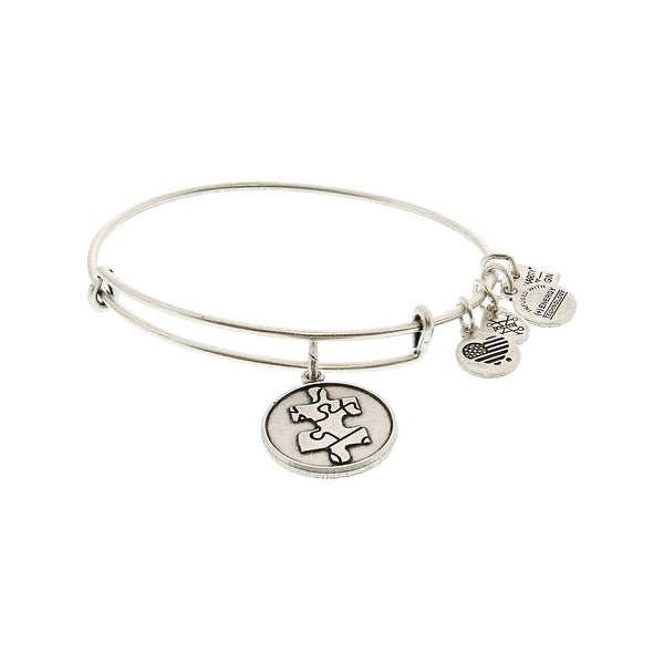Alex And Ani Women X27 S Piece Of The Puzzle Bangle Bracelet 9