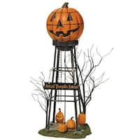 Halloween Water Tower