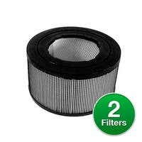 Replacement HEPA Air Purifier Filter For Honeywell 17000 Series Purifiers - 20500- 2 Pack