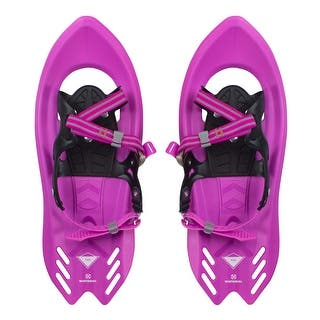 Winterial Youth Snowshoes (Pink) https://ak1.ostkcdn.com/images/products/is/images/direct/7046b8d42e9c38196c99890415662b9d122f999e/Winterial-Youth-Snowshoes-%28Pink%29.jpg?impolicy=medium