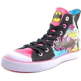 DC Comics Batgirl High Round Toe Canvas Sneakers