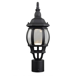 "Design House 578675 Canterbury Single Light 18-3/8"" High Integrated LED Outdoor"