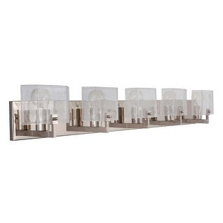 "Craftmade 47605 Trouvaille 5-Light 42-1/2"" Wide Bathroom Vanity Light - n/a"
