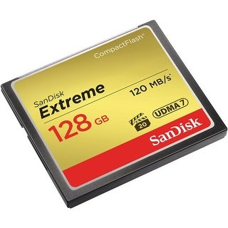 Sandisk SDCFXS-128G-A46,Extreme