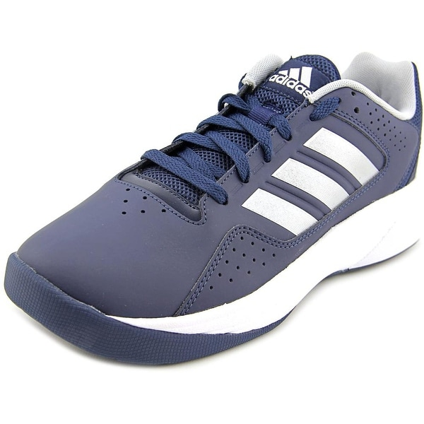 Adidas Cloudfoam Ilation Men Round Toe Synthetic Blue Sneakers