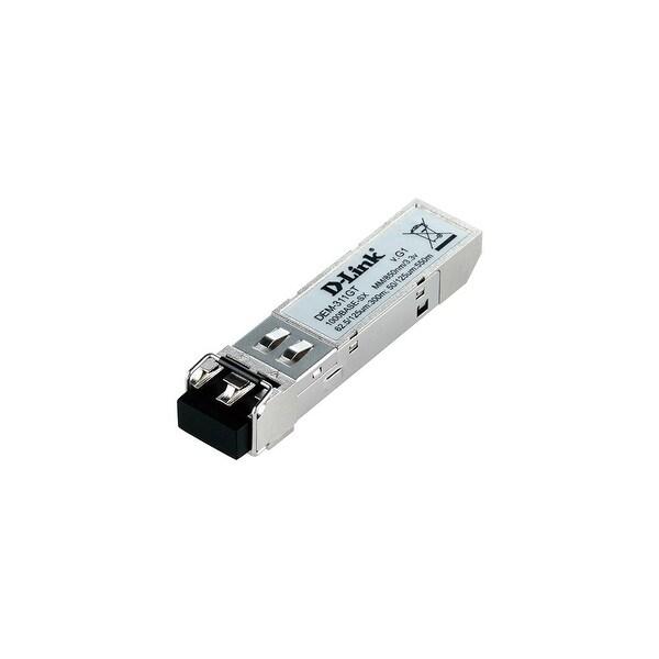Dlink DEM-311GT D-Link 1000BASE-SX Mini GBIC Gigabit Ethernet Module