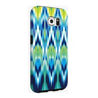 Milk and Honey Designer Case for Samsung Galaxy S6 - Ekat Peacock (Blue)