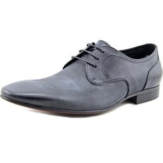 Bacco Bucci Coltrane Apron Toe Leather Oxford