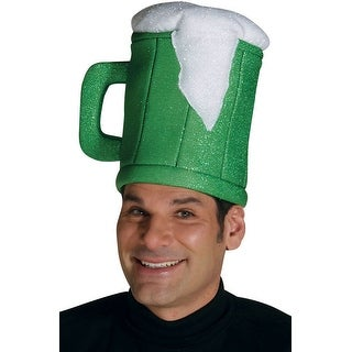 Rasta Imposta Beer Mug Hat Accessory - Solid