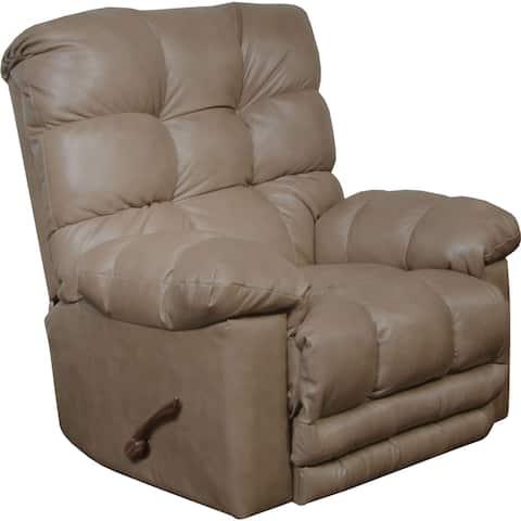 Malden Rocker Recliner With X-tra Comfort Footrest