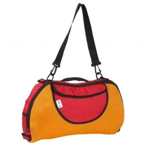 Melissa & Doug Trunki 2-in-1 Children?s Tote Bag, Orange, 9.5x16.5 Inches
