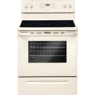"""Frigidaire FFEF3018L 30"""" Freestanding Electric Range with 4 Smoothtop Burners, Ready-Select Controls and Store-More Storage"""