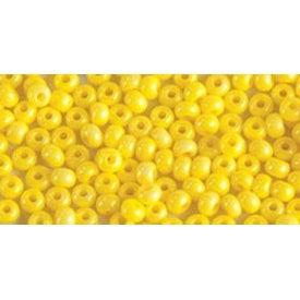 6/0 Lemon Drop - Glass Bead Tube 24G