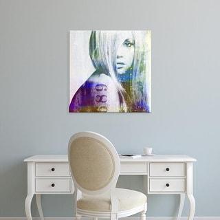 Easy Art Prints GraphINC's 'It's You' Premium Canvas Art