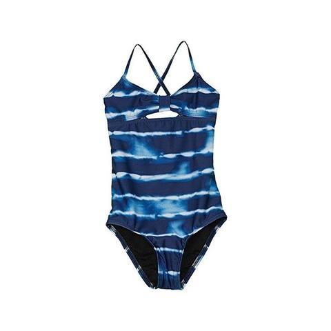 Splendid Women's Itsy Ditsy Floret Reversible Retro Bikini Bottom, SZ: XS