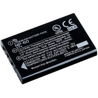 New Replacement Battery For FUJI Finepix 50i Camera Models Lithium Ion 900mAh 3.7V