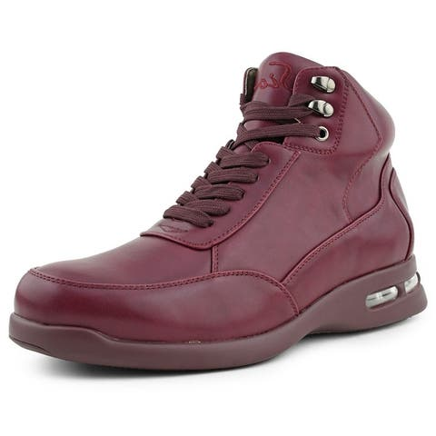 Sio Mens High Top Sneaker Boots Faber Men's Stylish Casual Sneaker