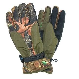 Grand Sierra Men's Camo Waterproof Ski Glove