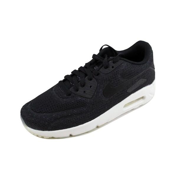 Nike Men's Air Max 90 Ultra 2.0 BR Black/Black-Summit White 898010-001