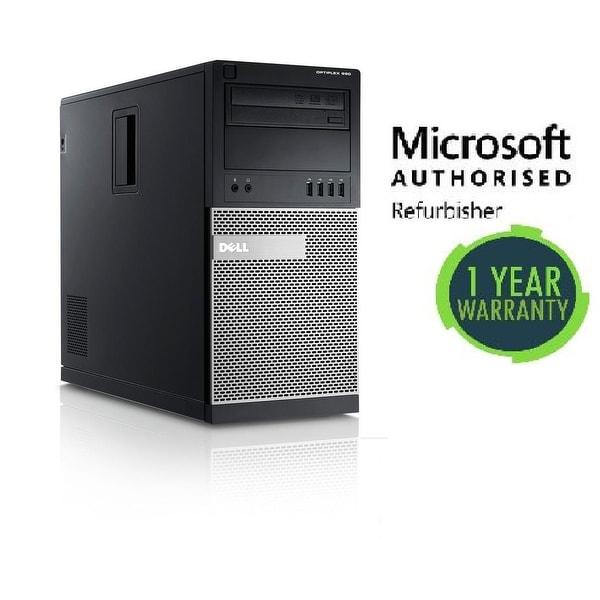 Dell GX990 MT, intel i7 2600, 8GB, 500GB, W10 Pro