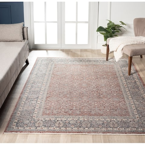 Demir Contemporary Transitional Area Rug