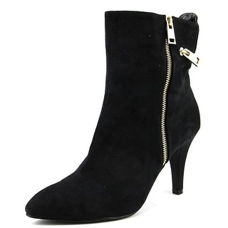 Bellini Claudia W Pointed Toe Suede Ankle Boot