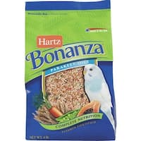 Hartz 4Lb Parakeet Food