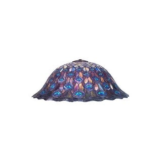 Meyda Tiffany 12053 Stained Glass / Tiffany Glass Shade