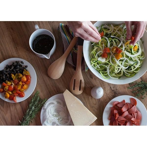 Shop Paderno World Cuisine Tri Blade Vegetable Spiralizer Slicer