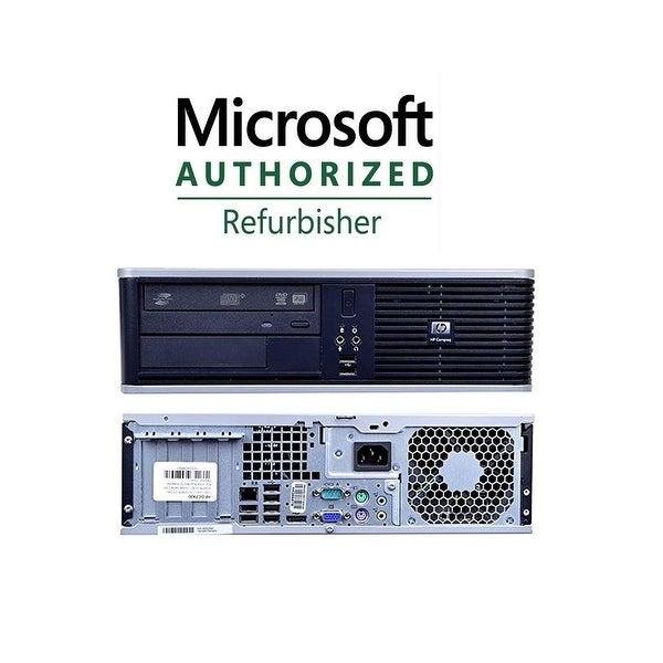 HP 7900 USFF intel C2D 2.8GHz 4GB 500GB W10 H Refurbished