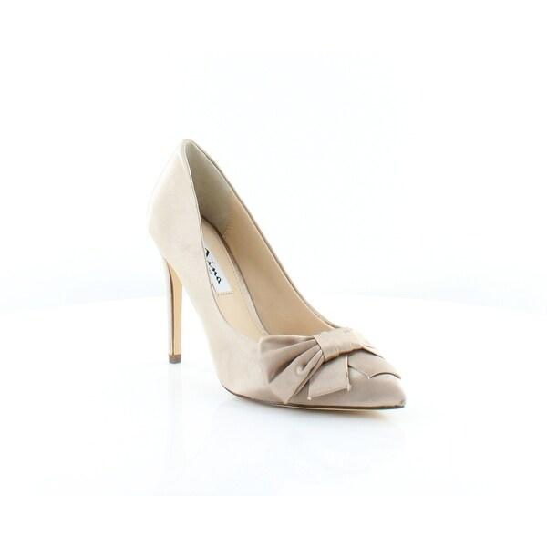 Nina Rafaela Women's Heels Champagne Cryst - 6