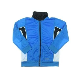 Asics Boys Colorblock Track Jacket - 4