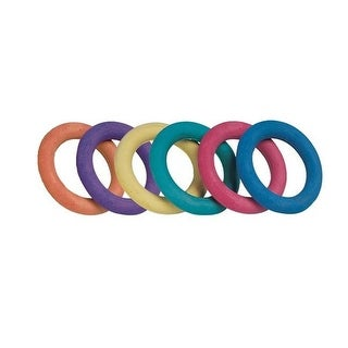Deck Tennis Ring, Multicolor - Pack of 12