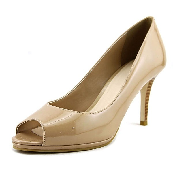 Cole Haan Davis OT. Pump.75 Women Maple Sugar Pumps