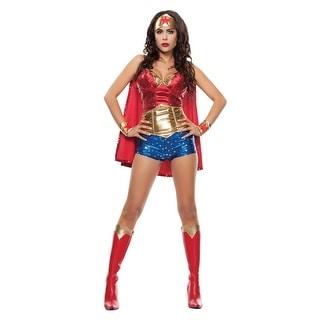 Women's Wonder Lady Costume