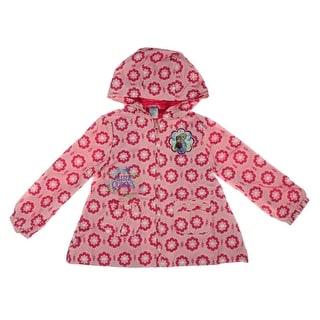 Disney Girls Anna Elsa Frozen Basic Jacket