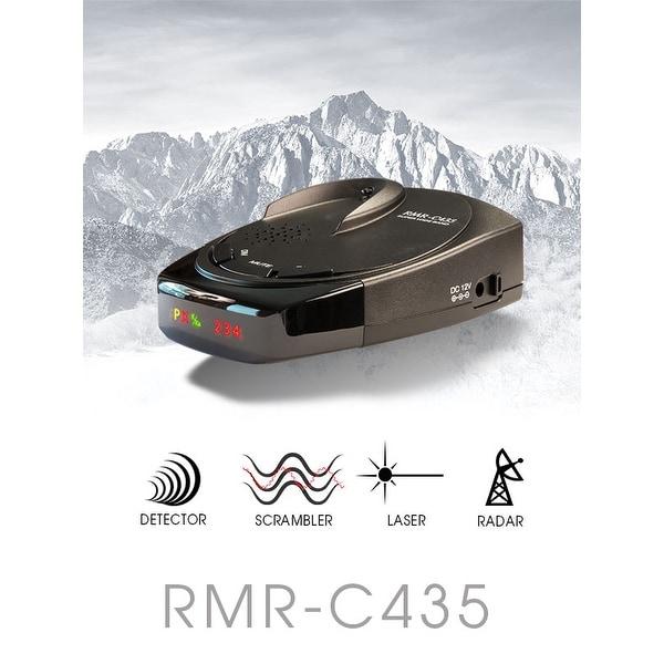RMR-C435 Radar/Laser Detector & Scrambler