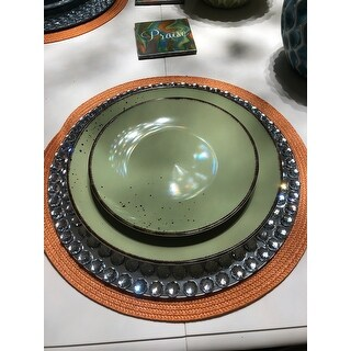 vancasso Navia 16-Piece Stoneware Dinnerware Set