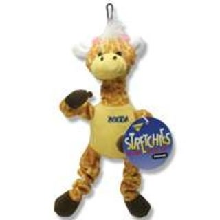 Aspen Pet 0353693 Stretchies Dog Toy, Small