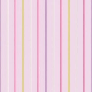 Brewster 443-90514 Candy Purple Stripes Wallpaper