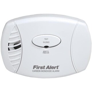 First Alert/Jarden Ac Co Alarm W/Battery CO605 Unit: EACH