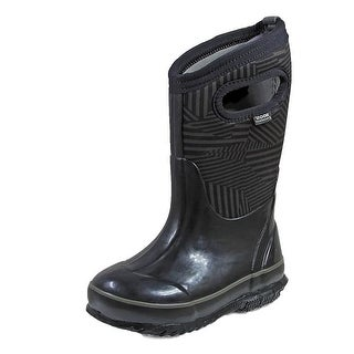 Bogs Outdoor Boots Boys Classic Phaser Waterproof Insulated