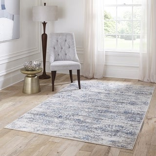 Link to Momeni Juliet Traditional Distressed Design Area Rug Similar Items in As Is
