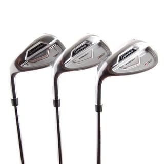 New TaylorMade RSi 2 Pitching, Approach, & Sand 3-Wedge Set Steel LEFT HANDED