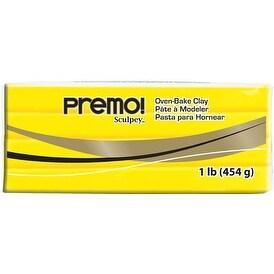 Cadmium Yellow Hue - Premo Clay 1Lb