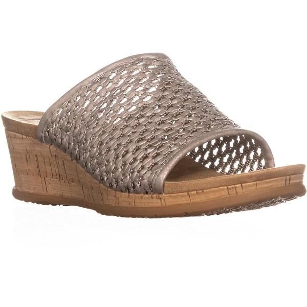 3e6bf2d99a3 Shop BareTraps Flossey Comfrot Wedge Sandals
