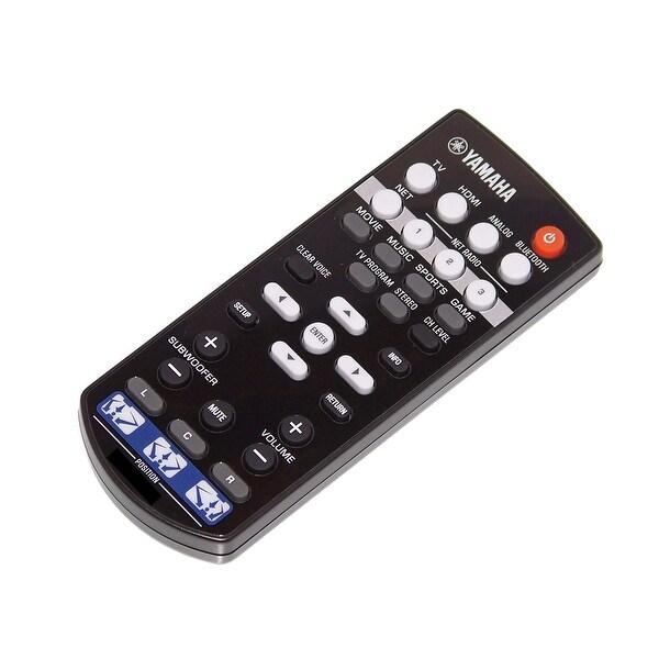 OEM Yamaha Remote Control Originally Shipped With: SRT1500, SRT-1500, YSP1600, YSP-1600