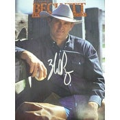 Signed Ryan Nolan Beckett Magazine autographed
